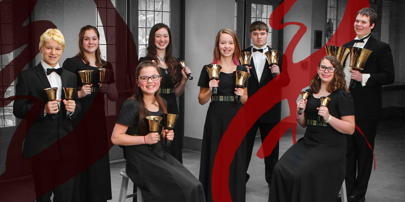 The Allegro Handbell Ensemble