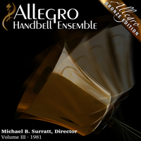 Volume III - Allegro Bronze Edition (1981/2011)