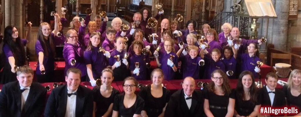 Allegro teamed up with the Dunblane Cathedral Handbell Ringers to present a grand Scottish concert.